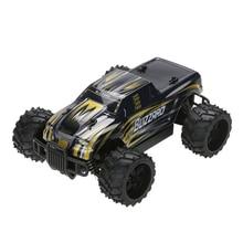 Elektryczne RC Samochód Ładowarka USB 1:16 Skala Modelu 2WD Off Road Szybki Samochód Zdalnego Sterowania (złoto) dla Dzieci Prezent Dla Dzieci