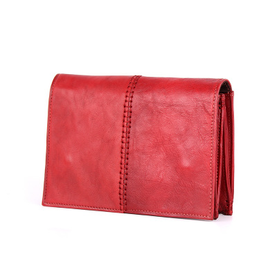 Luxury Genuine Leather Women Messenger Bag Female Real Cowhide Small Red Black Brown Shoulder Bags lady's Retro Cross-body Bag mlhj fashion female genuine leather small shoulder bag women clutch bag luxury women messenger cross body crossbody bag woman