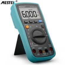 digital multimeter professional probe tester 6000 counts digital meter multimeters multi meter multitester цена и фото