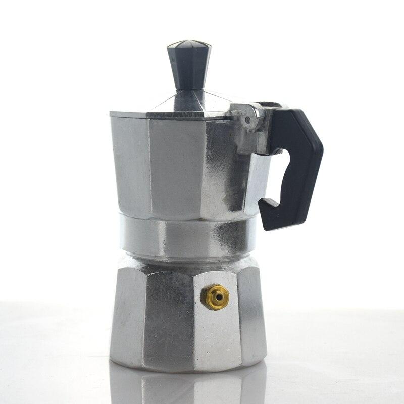 Aluminum Counted Coffee Mocha