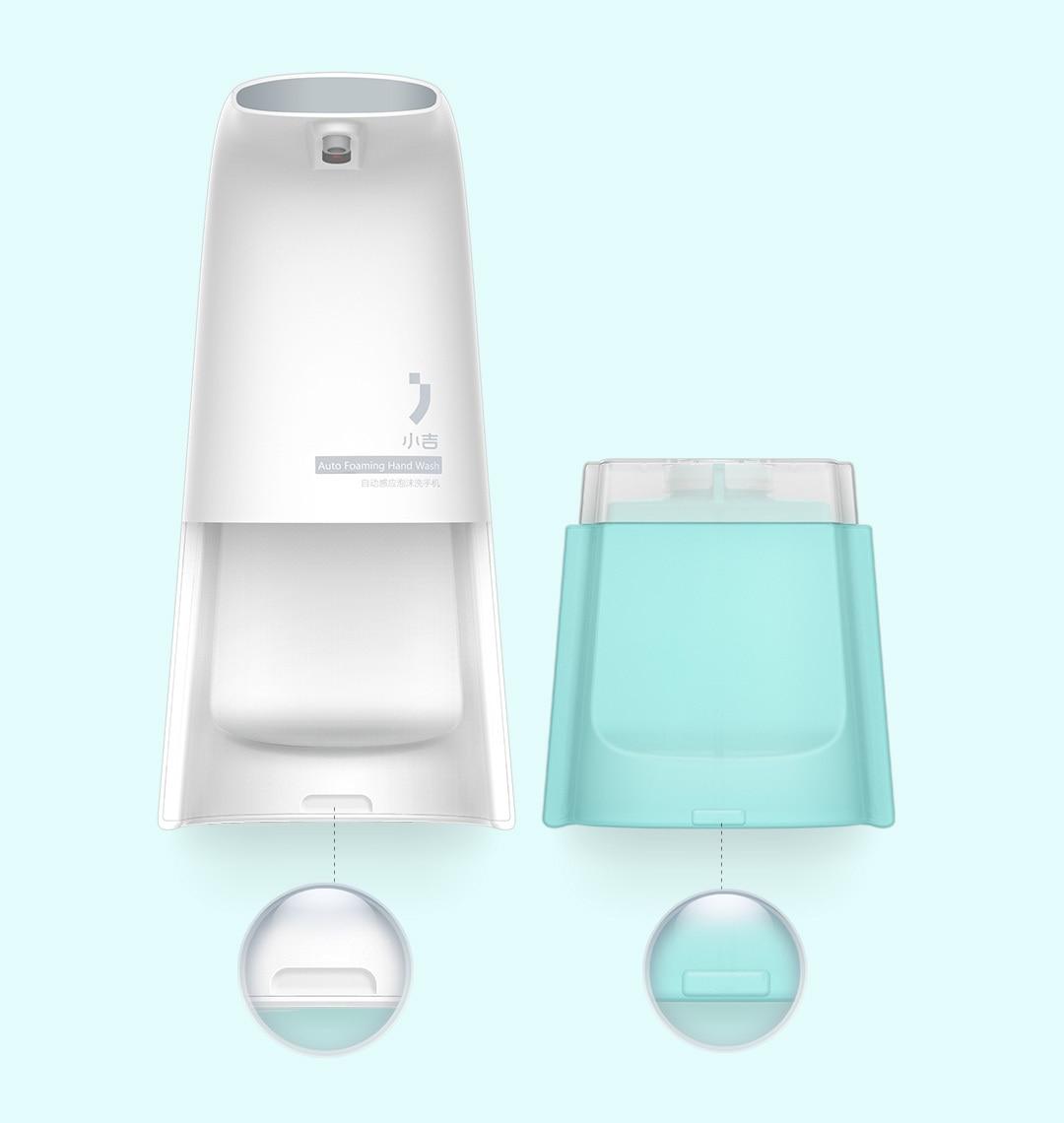 Automaticamente Touchless Schiuma Piatto Inducs Lavaggio Schiuma Dispenser di Sapone Sensore Intelligente Disinfettante Dispensador Per Cucina Bagno