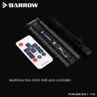 Barrow multi funktion HUB 16 in 1 controller, spliter, unterstützung 4pin 3pin, unterstützung controller und sync motherboard 2 modell, DK301-16
