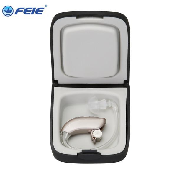 CE & FDA Digital Hearing Aid, Aparelho Auditivo Digital Programável, de Alta potência Digital hearing aid MY-16S transporte da gota