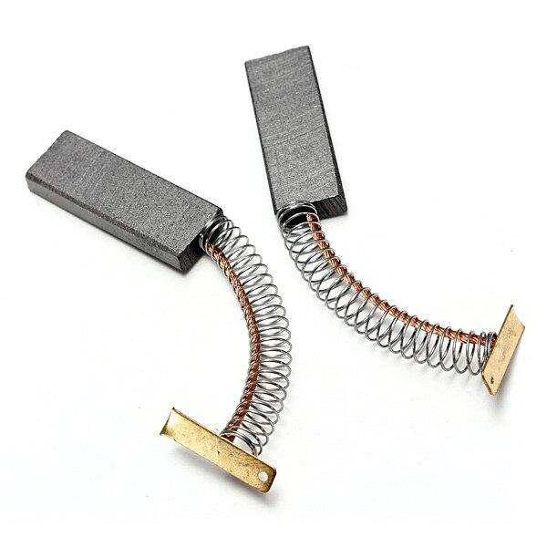 Venta caliente par de escobillas de carbón del motor para BOSCH NEFF - Accesorios para herramientas eléctricas - foto 3