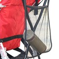 High Quality Baby Stroller Accessories Carrying Bag Baby Stroller Mesh Bag A Net Bag For Umbrella Strollers Car