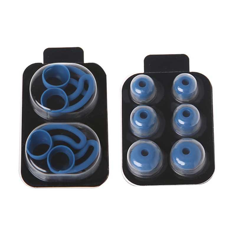 5 пар сменных силиконовых ушных вкладышей для наушников Beatsx Urbeats TOUR