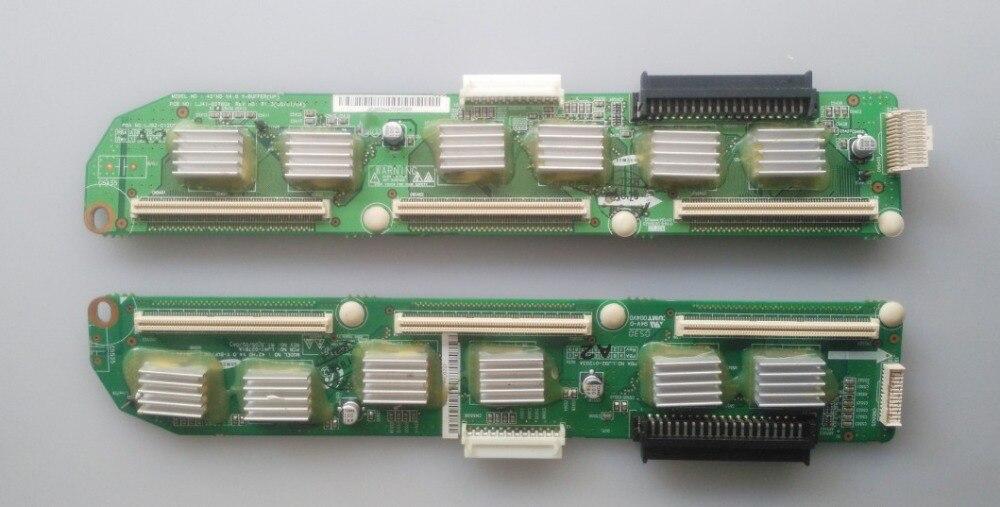 1*1 = 2 StÜcke 42ax-yb01 Lj41-02760a Lj41-02761a Toten Block Eine GroßE Auswahl An Modellen