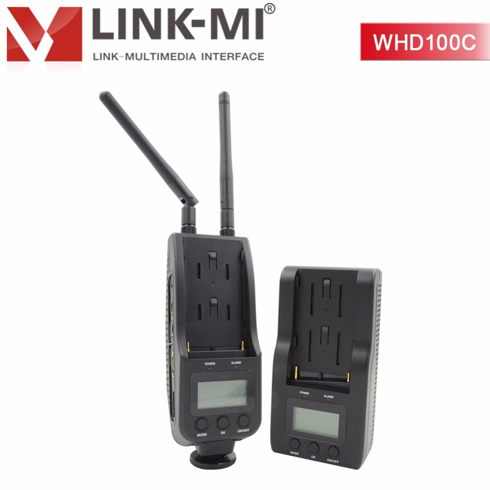 LINK-MI LM-WHD100C WHDI 100m HDMI Wireless HD Video Transmission For DVR