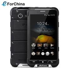 Новый Arrivial Ulefone Броня Водонепроницаемый Смартфон 4 Г LTE Android 6.0 MTK6753 13MP Octa Ядро 3 Г + 32 Г противоударный 3500 мАч NFC OTG