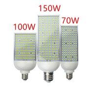1pcsLED Street Lights 70W 100W 150W Road Highway Garden Park Street Light E26 E27 E39 E40 85 265V Lamp Outdoor Lighting