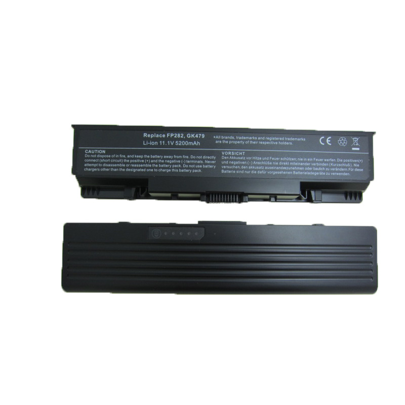 HSW Laptop Battery For Dell Inspiron 1720 1520 1521 1721 Vostro 1500 1700 GK479 FP282 451 10477 UW280 0UW280 NR239 FK890 battery in Laptop Batteries from Computer Office