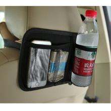 Car Headrest Back Simple Stylist Storage Pocket Bags