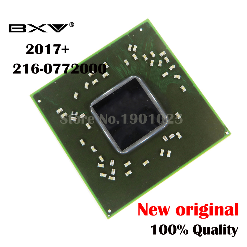 DC 2017 100 New original 216 0772000 216 0772000 BGA Chipset in Integrated Circuits from Electronic Components Supplies