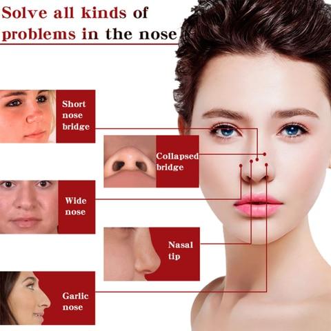 Nose Lifting Up Essence Oil Tightening Beauty Nose Care Massage Skin Care Dark Spots Remove Ance Burn Strentch Marks Scar Removal Essence TSLM1 Karachi