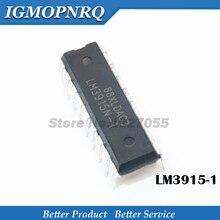 5PCS LM3915N-1 DIP-18 LM3915N DIP LM3915-1 LM3915 DIP-18 new original el817 el817c dip 4