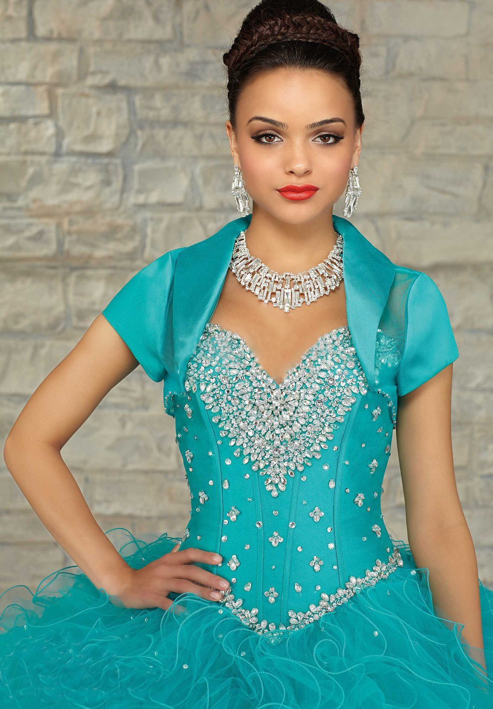 New-Style-Turquoise-Quinceanera-Dresses-With-Jacket-2015-Ball-Gown-Ruffled-Debutante-Dress-For-15-Years (3).jpg