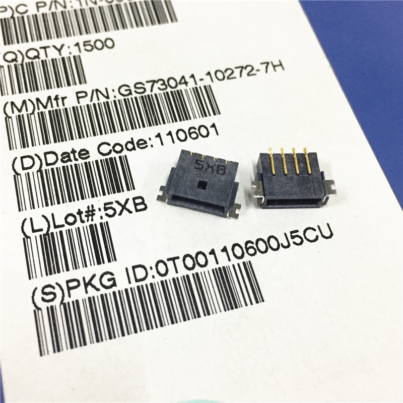 GS73041-10272-7H 4pin Connector