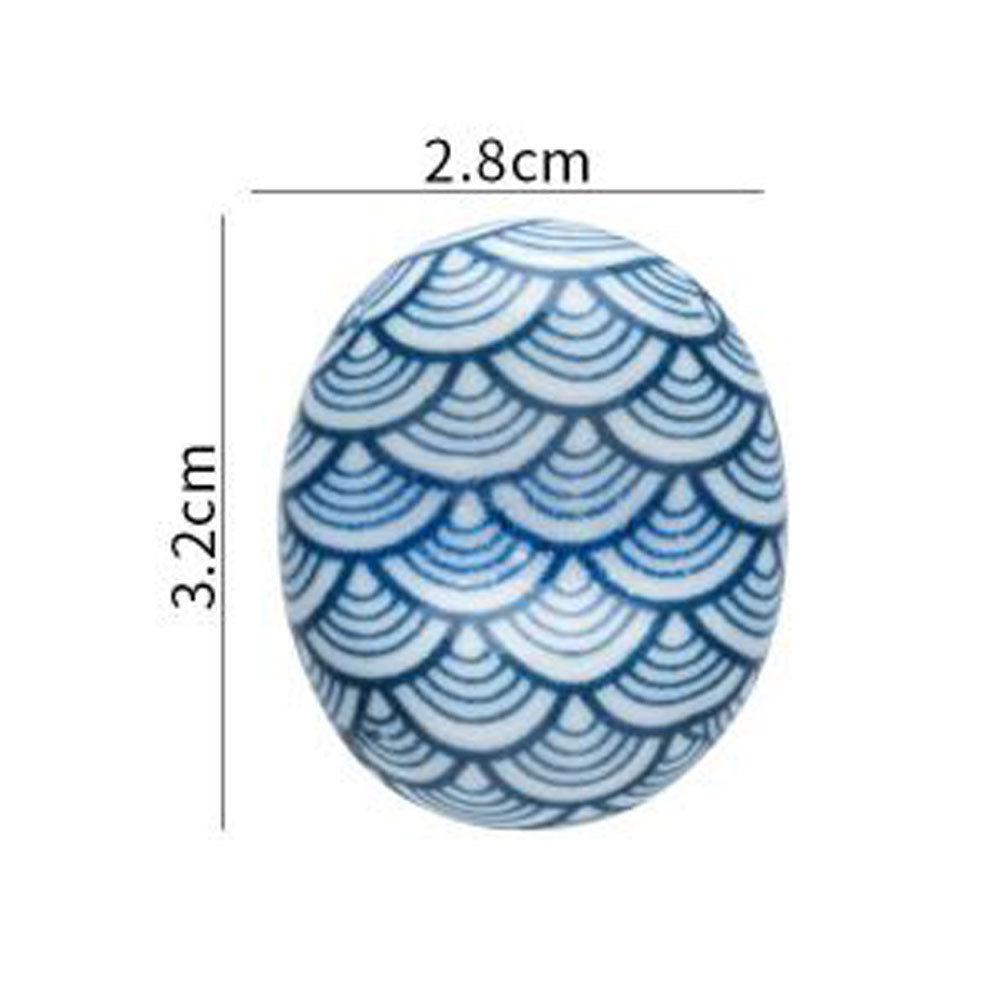 Визуальный сенсорный японский стиль керамические палочки держатель подставка Милая стойка для палочек для еды Подушка Уход отдых кухня Искусство ремесло посуда N - Цвет: Style 6