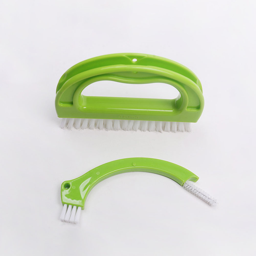 1PC Plastic Small Cleaning Brush Soft Hair Wash Shoes Brush Laundry Clothes Clean Tools MYDING
