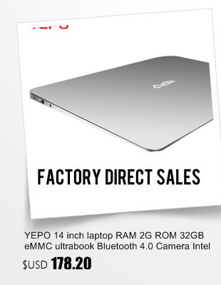 YEPO Notebook Computer 15.6 inch 8GB RAM DDR4 256GB/512GB SSD 1TB HDD intel J3455 Quad Core Laptops With FHD Display Ultrabook 38