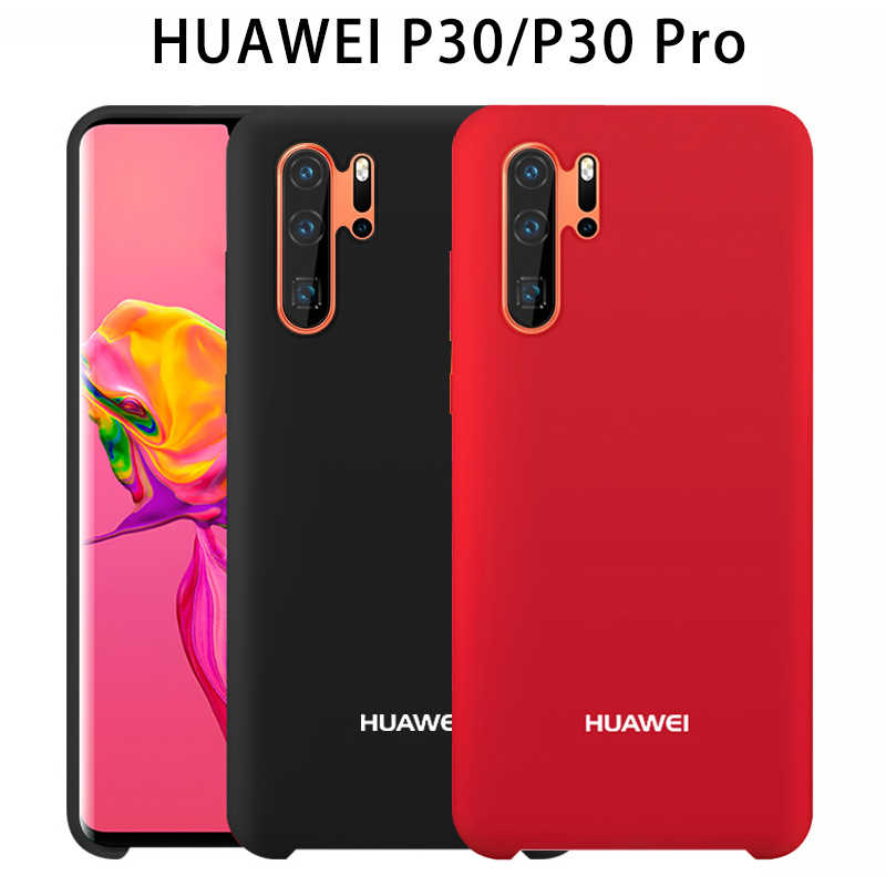 HUAWEI P30 Pro Case Cover Fashion Multicolor Silicone Soft Protection Back Cover HUAWEI P30 Case HUAWEI P30 Pro Silicone Cover
