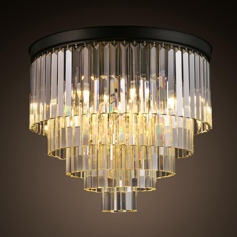 Freies Verschiffen Hohe Qualitt Crysal Vintage Deckenleuchte Wohnzimmer Licht Bed Room Lighting Dekoration BeleuchtungChina