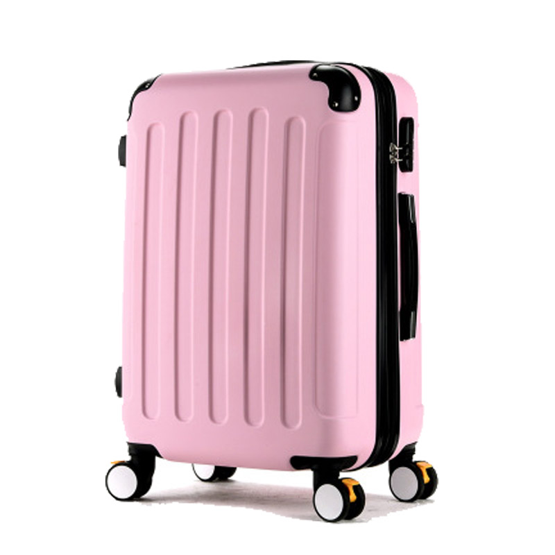 Rolling Luggage Spinner Wheels 24 inch Suitcase Trolley Men ABS+PC Travel bag Trunk Student Password box Women Carry On Luggage 2024inch universal wheels luggage abs mute rolling travel bag password lock trolley suitcase colorful hand pull box