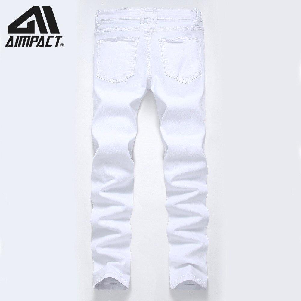 Distressed Dei United pantaloni