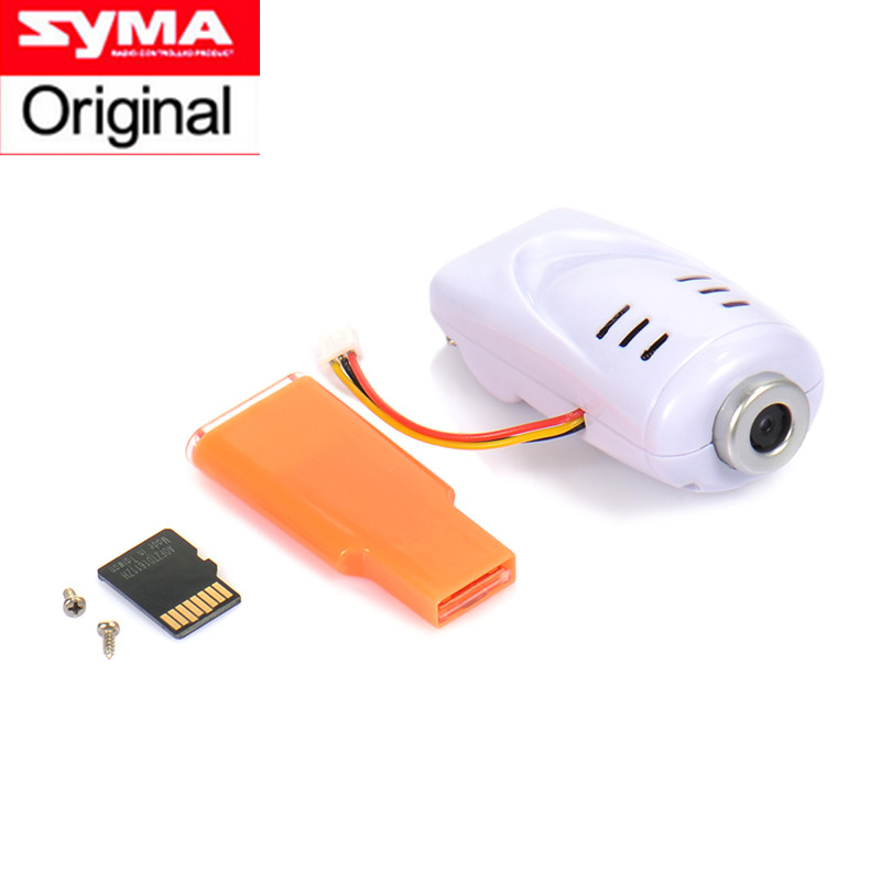SYMA 100% Original Camera for X5 X5C Gyro RC Quadcopter Helicopter Drone Camera RTF Rc Plane Fast Shipping original rc helicopter 2 4g 6ch 3d v966 rc drone power star quadcopter with gyro aircraft remote control helicopter toys for kid