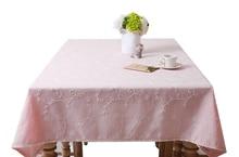 YO HOOM Kitchen Cotton Tablecloth Tablecover Coffee Table Cloth Table Cover Simple Pink yo hoom kitchen cotton tablecloth tablecover coffee table cloth table cover simple blue color optional