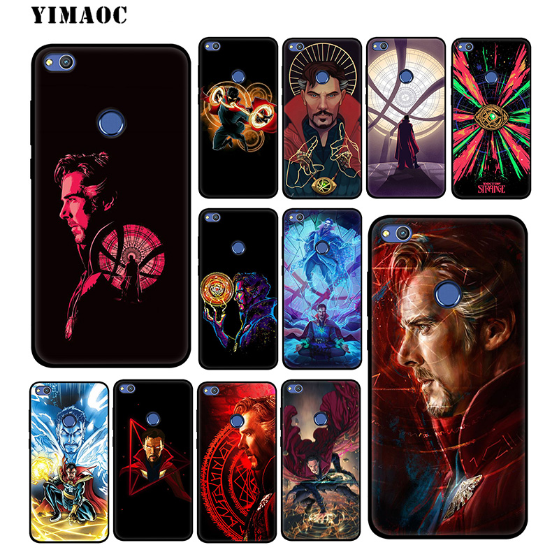 Phone Bags & Cases Amiable Doctor Strange Stephen Soft Silicone Case For Huawei Honor 10 8x 8 8c 6a 7a 7x 7c Lite Pro Y9 Y7 Y6 Prime 2018 2017 Note 10 To Enjoy High Reputation At Home And Abroad
