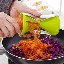 "Спирали из овощей для очистки моркови огурец цукини ""лапша"" Нож для нарезки соломкой, чистки Кухня шт Терка для приготовления пищи инструмент 10"
