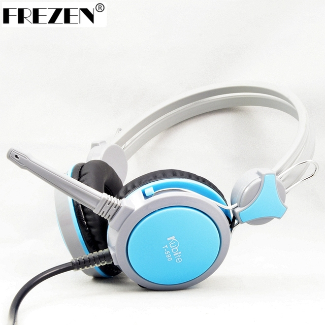 FREZEN T 590 NEW headset Gaming Headset headphone with microphone ...