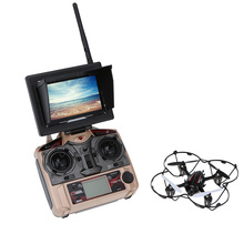 Original JJRC H6D 5.8GHz Real-Time 2.4G 4CH 6-Axis Gyro RC FPV Quadcopter Drone with 2.0MP HD Camera