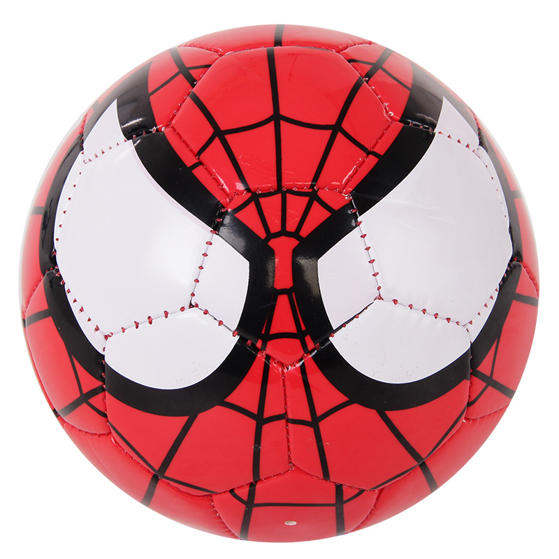Marvel Boys Girls Top Size2 Spiderman Football Training Football Mickey Princess Soccer Ball For Students Boys Outdoors Sports