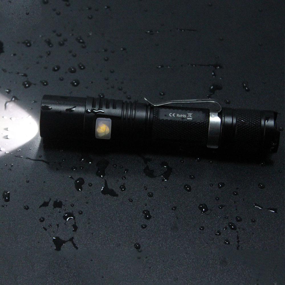 Led Lighting Sofirn Sp30a Kit Rechargeable Usb Led Flashlight 18650 High Power Cree Xpl 1100lm Edc Pocket Light With Battery Indicator Light Lights & Lighting