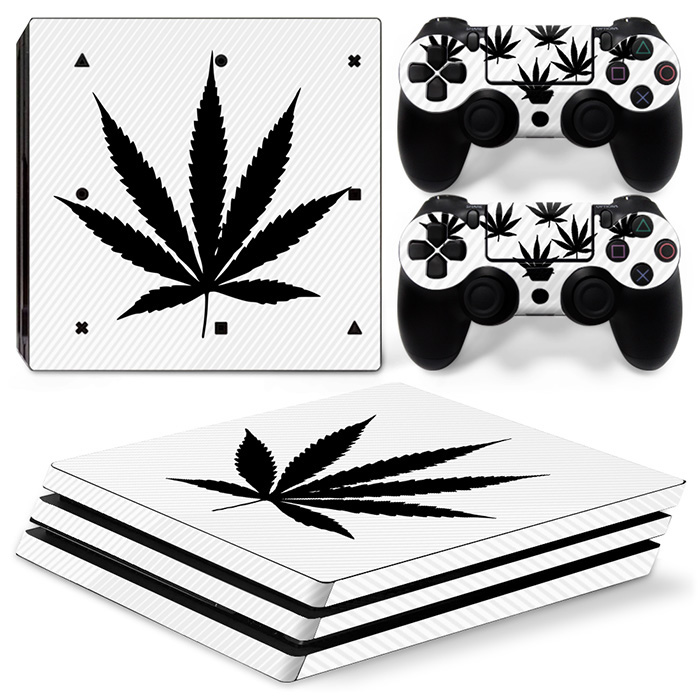 free drop shipping New Style Protective Vinyl Skins for PS4 Pro Sticker Skin #TN-P4Pro-0203