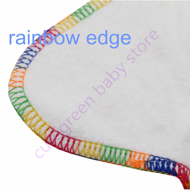 baby fitted cloth diaper bamboo cotton washable