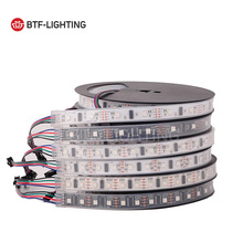 Wholesale LPD8806,5m IP67 Waterproof in Silicon Tube led pixel strip,Black/White PCB,32/48/52/60 leds/m;32/48/52/60 pixels DC5V