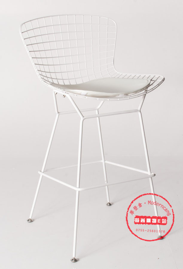 Wire Bar Stool Chairs Tall Iron Mesh Metal Chair Stylish Simplicity  Creative Bar Stool Chair Bar Chairs In Bar Stools From Furniture On  Aliexpress.com ...