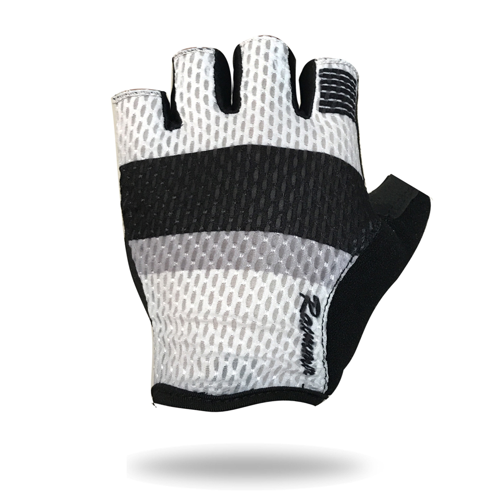 Racmmer Cycling Gloves Guantes Ciclismo Non-Slip Breathable Mens & Women's Summer Sports Bike Bicycle Cycling Half Finger #CG-08 longkeeper cycling gloves full finger mens sports breathable anti slip mountain bike bicycle gloves guantes ciclismo