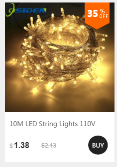 Струнный светильник 100 светодиодный 10 м Рождественский/свадебный/вечерние декоративный светильник s гирлянда AC 110 В 220 В Уличный Водонепроницаемый светодиодный светильник 9 цветов светодиодный