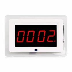 433 mhz sem fio garçom enfermeira chamada sistema de paginação receptor host para restaurante equipamentos café escritório com transmissão voz f3259b