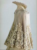 Drape the Empress Alexandra Feodorovna Victorian dress satin dress Civil war dress Period dresses