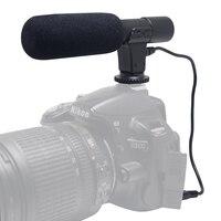 Mcoplus Mic 01 Digital Video Dv Camera Professional Studio Stereo Recording Microphone For Canon Nikon Pentax