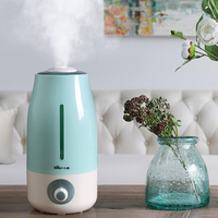 Home Mute Humidifier High Capacity Mist Maker Quality Essential Oil Diffuser Free Shipping