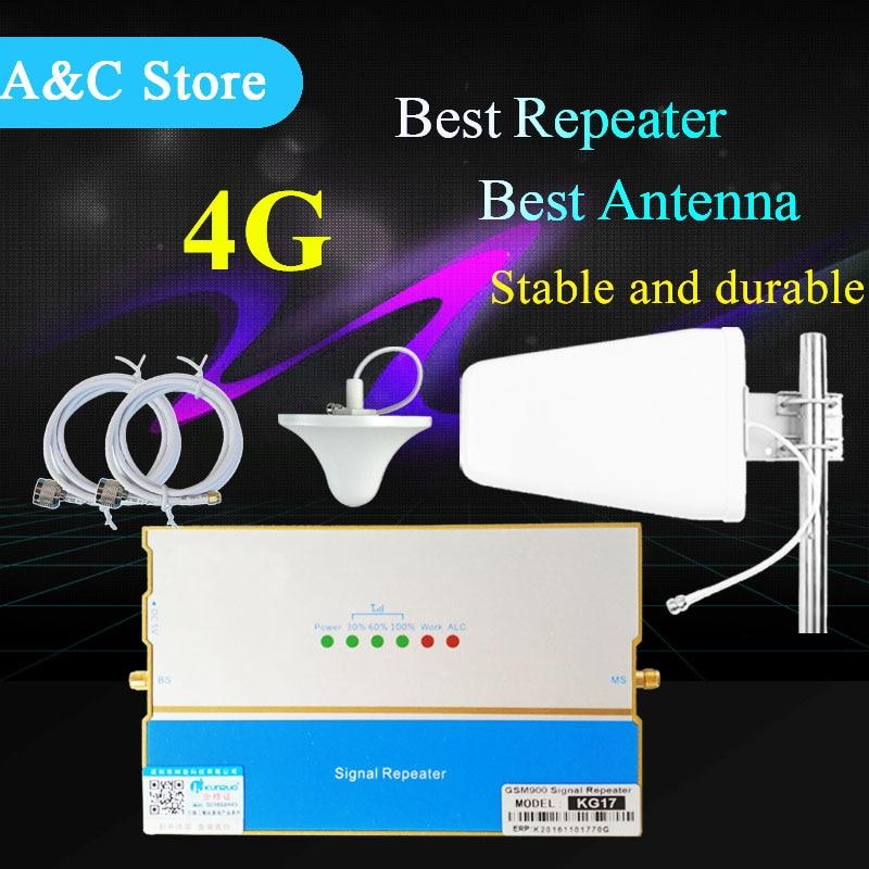 4g signal booster Cellulaire Téléphone Mobile Signal Répéteur cellulaire amplificateur de signal booster 1880 mhz-1920 mhz meilleur qualité