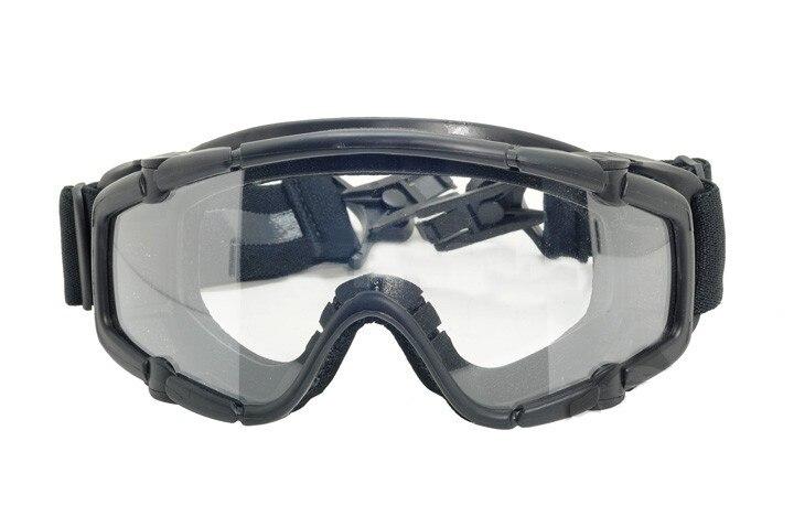óculos anti nevoeiro óculos balísticos para capacete