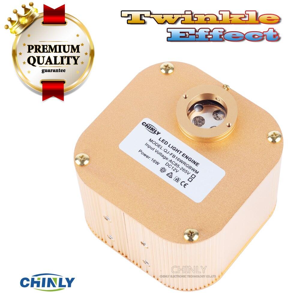 16W Twinkle RGBW RF Remote Control LED Star լուսավորող - Կոմերցիոն լուսավորություն - Լուսանկար 3