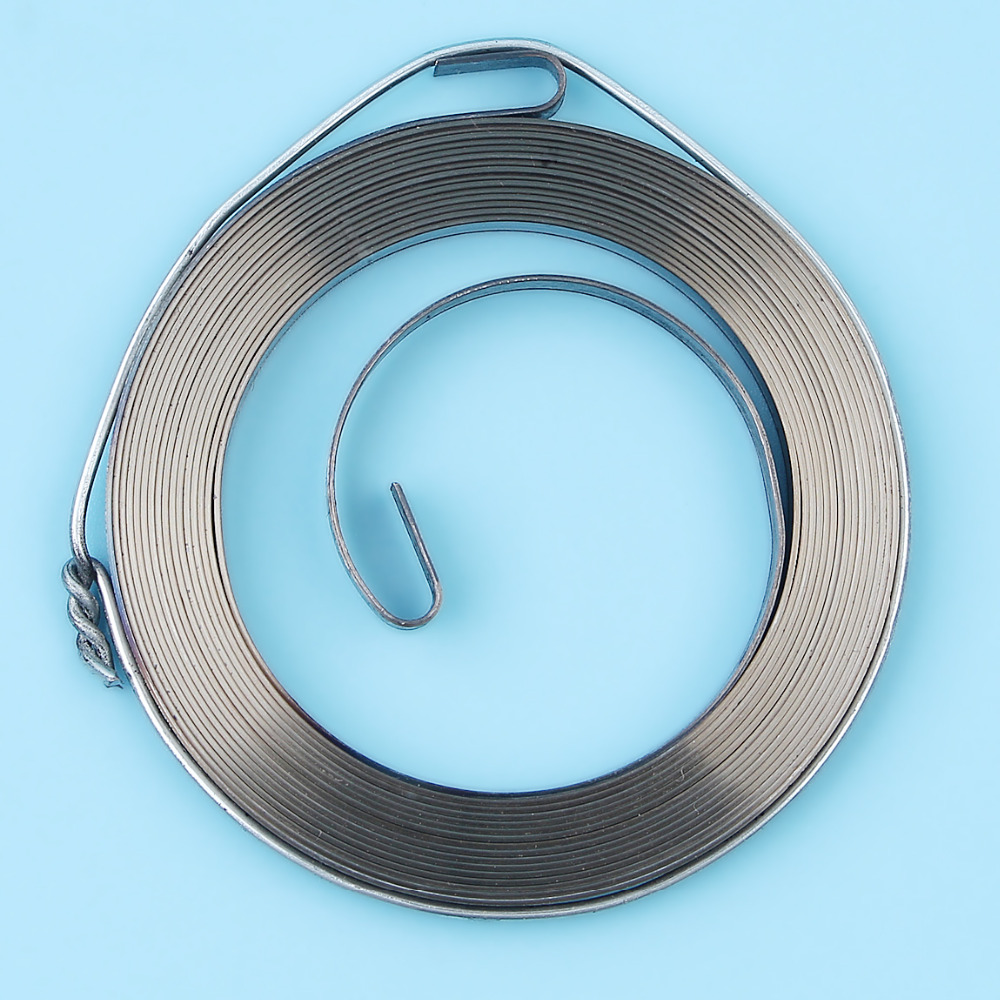Recoil Starter Spring For Husqvarna 128C 128LD 128LX 128L 128LDX 128CD 28CC Poulan Craftsman Gas Trimmer Brushcutter 545008087